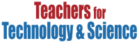 Teachers for Tech and Science Logo